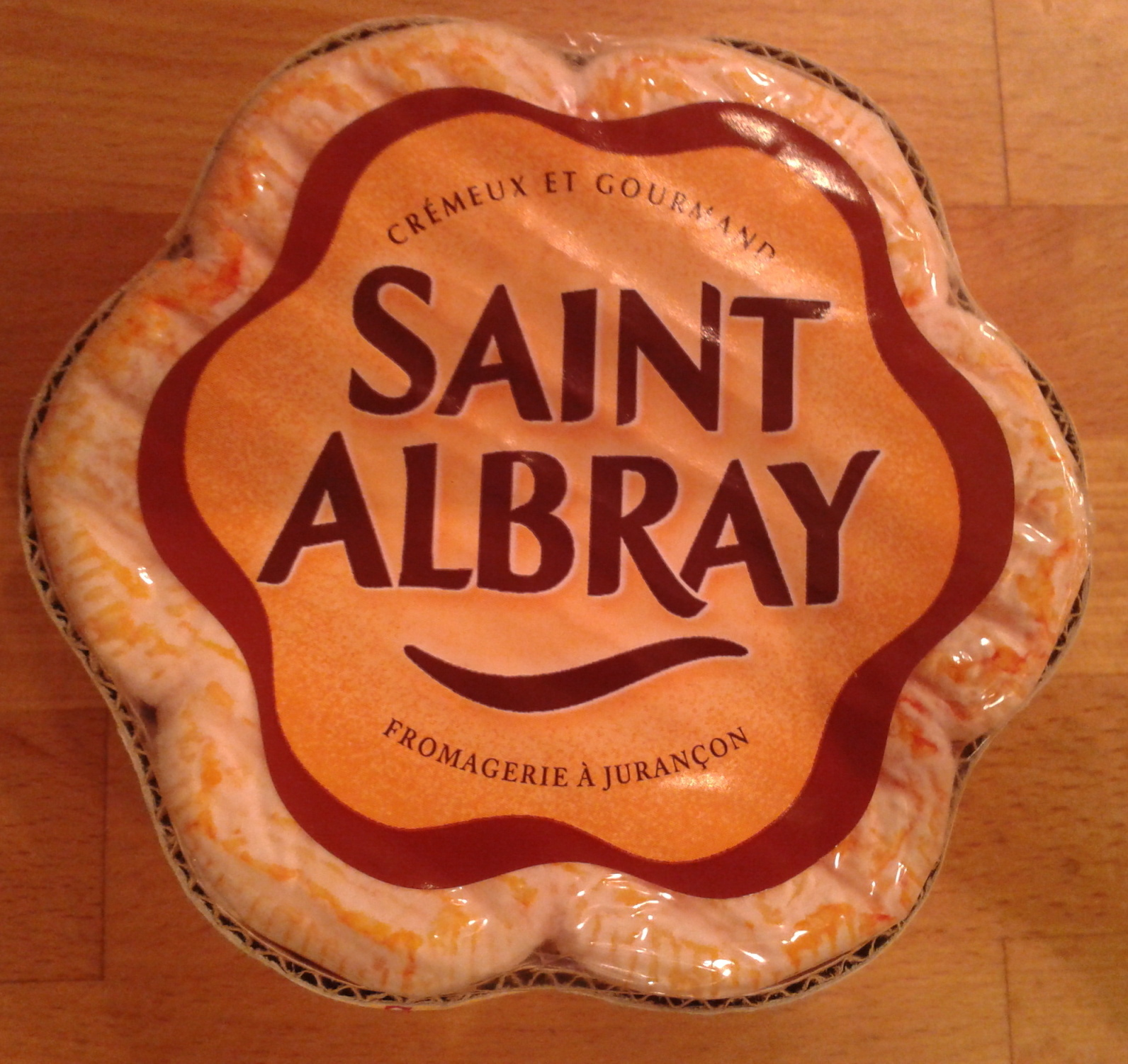 Crémeux et gourmand Saint Albray - Product - fr