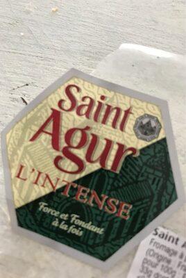 Saint Agur l'intense - Produit - fr