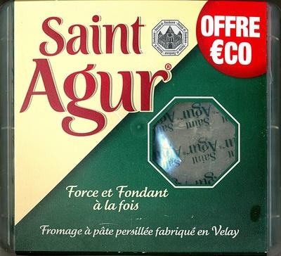Saint Agur ® (33% MG) - Offre €co - Produit - fr