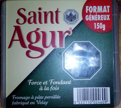 Saint Agur - format généreux - Produit - fr