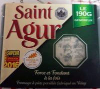 Saint Agur - généreux - Produit - fr