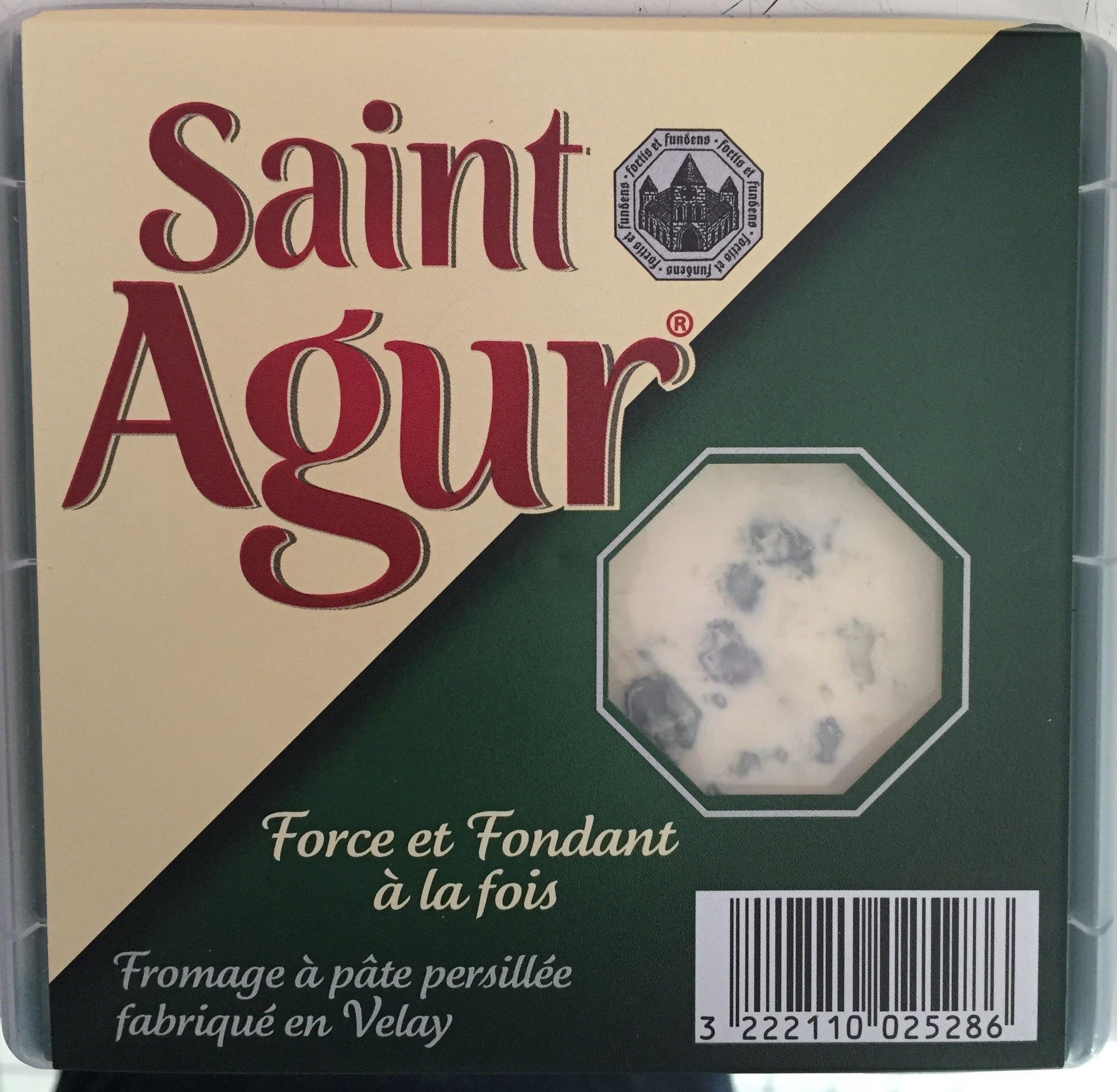 Force et fondant à la fois - Fromage à pâte persillée fabriqué en Velay - Produit - fr