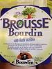 Brousse au lait entier - Product
