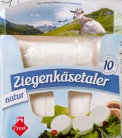 Ziegenkäsetaler natur - Produkt