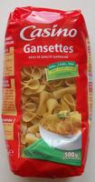 Gansettes - pates de qualité supérieure - Product - fr