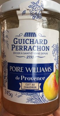 Confiture Extra de poire williams - Product