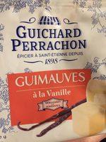 Guimauves vanille Sachet 160g Guichard Perrachon - Product