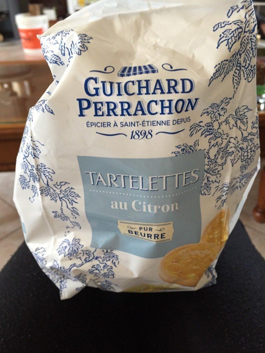 Tartelettes au citron Pur beurre - Produit - fr