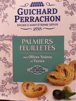 Palmiers Olives Guichard Perrachon - Product - fr