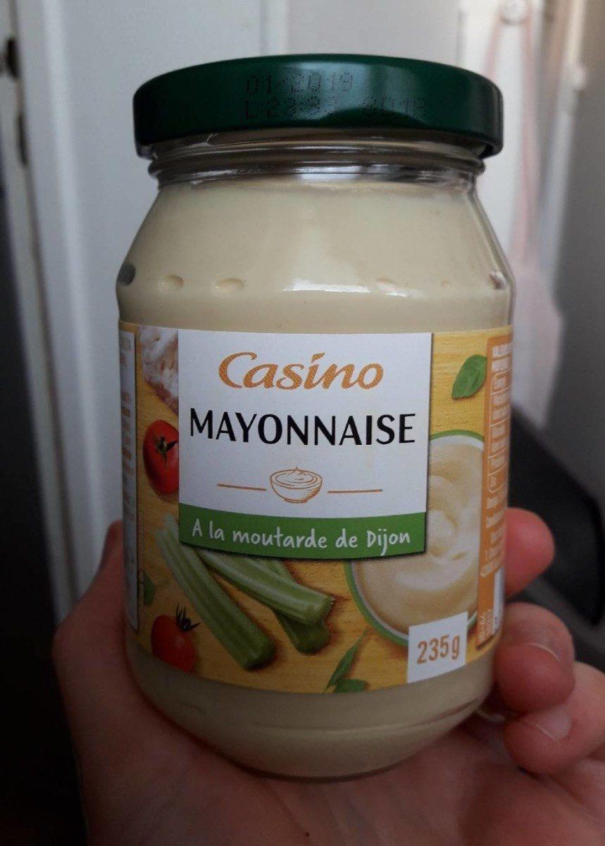 Mayonnaise à la moutarde de Dijon - Produkt