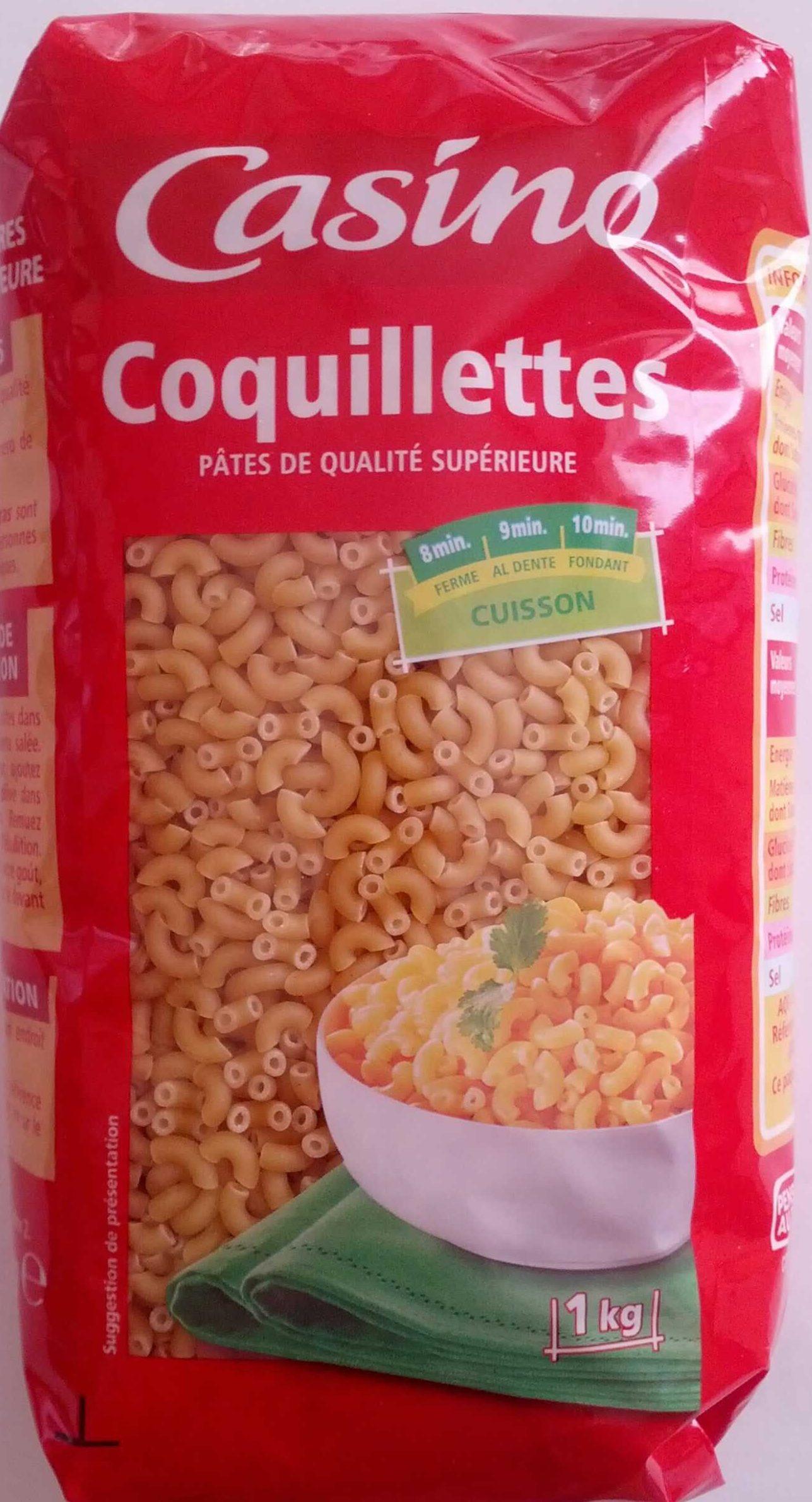 Coquillettes - pâtes de qualité supérieure - Product - fr