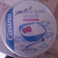 Fromage blanc velouté 2.8 % de matières grasses sur produit fini - Produit - fr