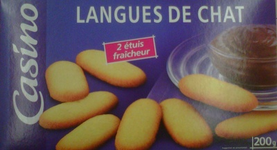 Langues de Chat - Product