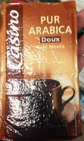 Café moulu Pur Arabica Doux - Produit