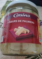 Cœurs de palmiers - Produit