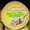 Thon à la sauce mayonnaise - Prodotto