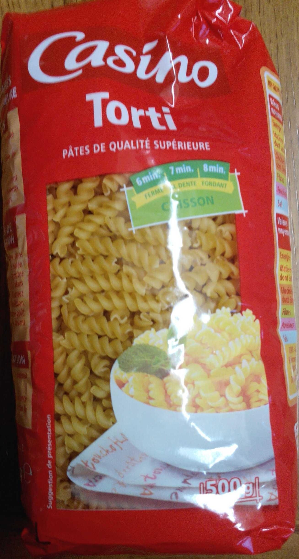 Torti - pâtes de qualité supérieure - Product - fr