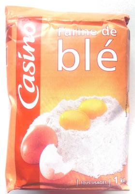 Farine de blé - Produit - fr
