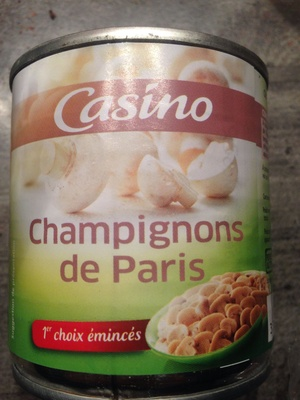 Champignons de Paris - Product