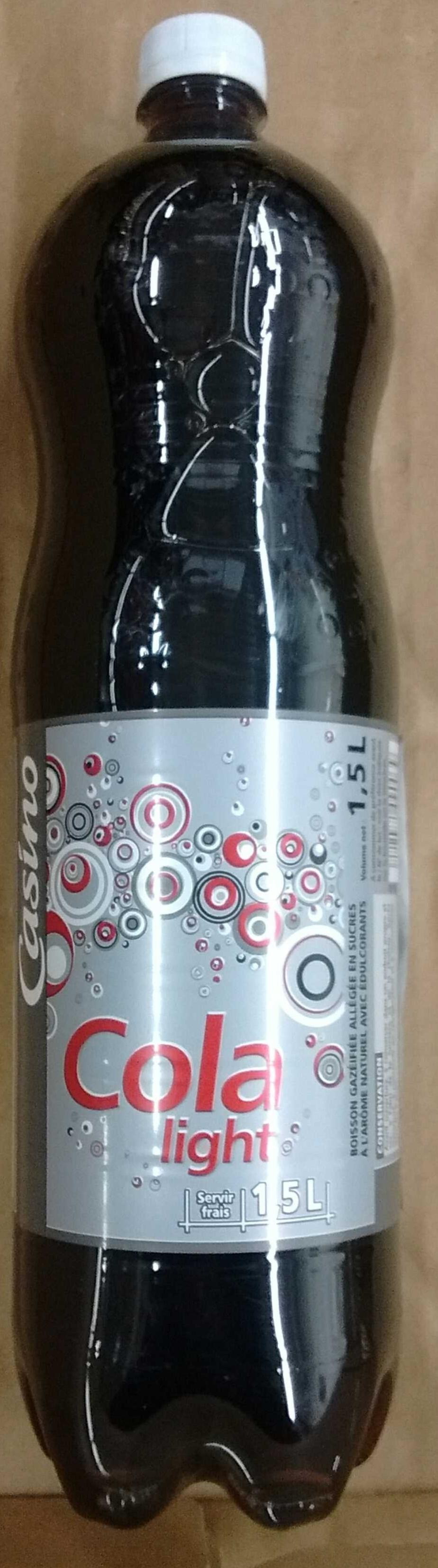 Cola light - Product - fr