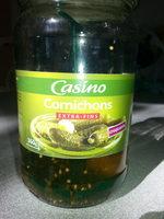 Cornichons extra-fins au vinaigre croquants - Product - fr