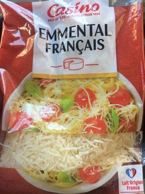 Emmental français - Produit
