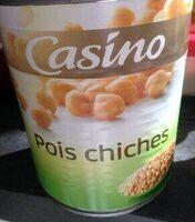 Pois chiches - Produit - fr