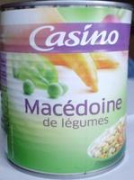 Macédoine de légumes - Product