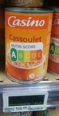 CASSOULET - Produit