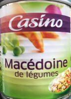 Macédoine de Legume - Product - fr