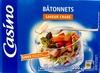 Bâtonnets de surimi saveur crabe - Product