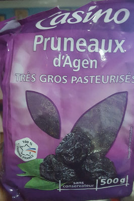 Pruneaux d'Agen. Tres gros pasteurisés - Product - fr