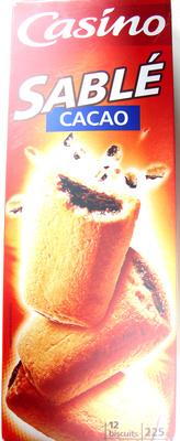 Goûter chocolat contre-type KANGO - Product