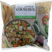 Légumes pour couscous - Prêt à cuisiner - Produit - fr