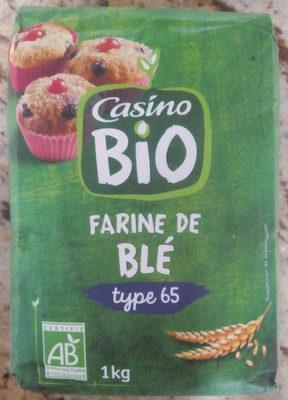 Farine de blé biologique - Produit - fr