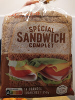 Spécial sandwich complet - Product - fr