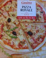 Pizza Royale cuite au Feu de Bois - Product