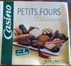 Petits fours pâtissiers - Product
