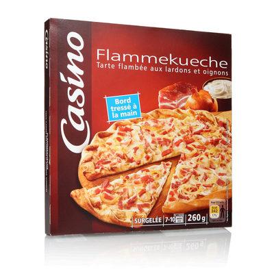Flammekueche - Ingrédients - fr