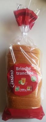 Brioche tranchée aux oeufs frais - Produit - fr
