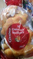 Croissants x10 - Produit