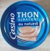 Thon (Albacore) au naturel - Product