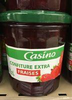 Confiture extra fraises - Prodotto - fr