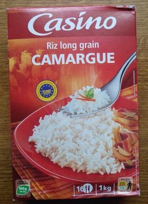 Riz long grain Camargue - Produit