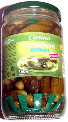 Cornichons Très Fins (croquants) - Product