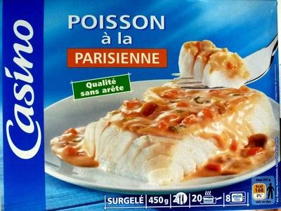 Poisson à la Parisienne, Surgelé - Produit