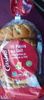 10 pains au lait aux pépites de chocolat au lait - Produit