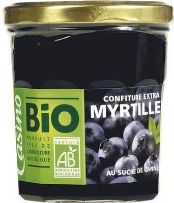 Myrtille confiture extra - Product - fr