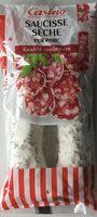 Saucisse sèche courbe pur porc qualité supérieure - Produit