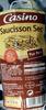 Saucisson sec pur porc qualité supérieure - Product